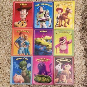 Disney Pixar Memory Game Toy Story 3 Characters